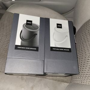 Bose portable home speaker Set Of Two for Sale in San Francisco, CA