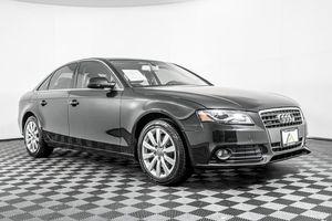 2011 Audi A4 for Sale in Lynnwood, WA