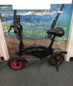 Jetson Bolt Electric Folding Bike for Sale in Chula Vista, CA