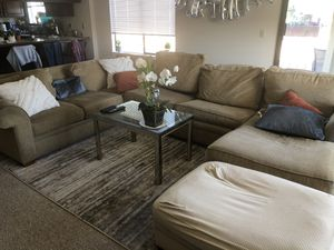 Large sectional for a big living room space! for Sale in Belmont, CA
