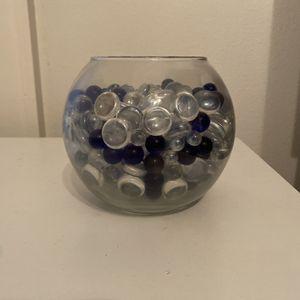 Glass Bowls & Marbels & Pebbles for Sale in St. Petersburg, FL