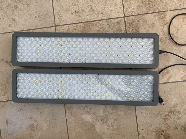 2 Platinum Led Grow Lights P600