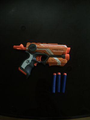 Fire strike elite nerf gun for Sale in San Leandro, CA