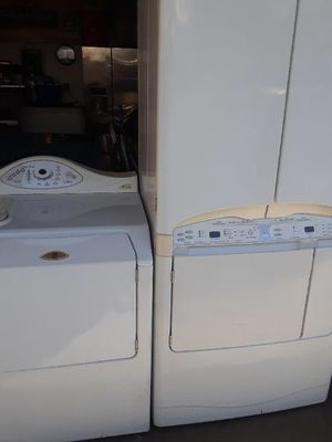 MAYTAG NEPTUNE GAS DRYER AND WASHER SET for Sale in Lynwood, CA