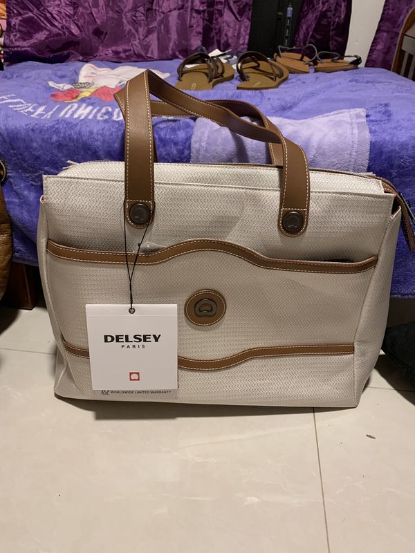 Delsey Travel bag with lock
