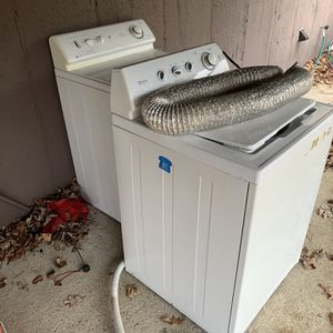 Washer and Dryer for Sale in Ashland, PA