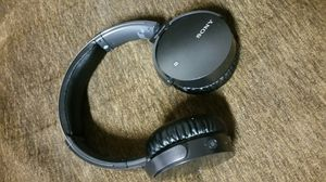 New Sony Extra Bass Headphones Headset, w/microphone for Sale in Richardson, TX