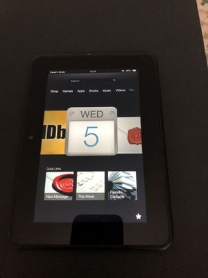 Kindle Fire for Sale in Alexandria, VA