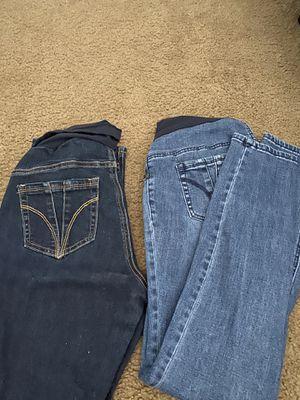 Maternity jeans for Sale in San Antonio, TX