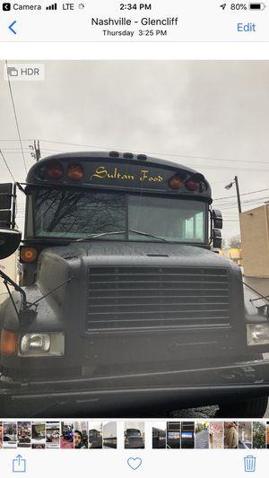 2002 international school bus for Sale in Nashville, TN