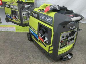 Ryobi 2300 Watt Generator for Sale in Salt Lake City, UT