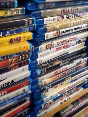 DVD'S AND BLU-RAY .99 CTS EACH. for Sale in Mojave, CA