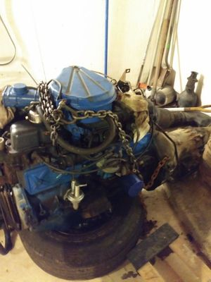 Motor 4.9 ford 79 for Sale in Houston, TX
