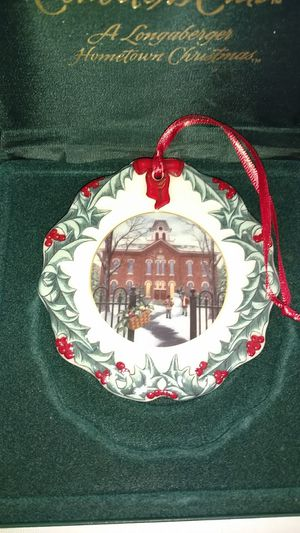 Collectible hanging tree ornaments for Sale in Dayton, OH