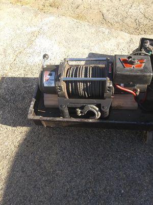 Warn winch 10,000 lb for Sale in Irwindale, CA
