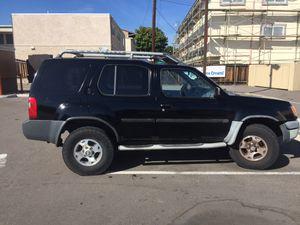 2001 Nissan Xterra 4 wheel drive!! for Sale in San Diego, CA