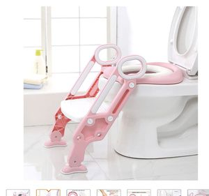Potty Toilet Trainer Seat with Step Stool like new for Sale in Pickerington, OH