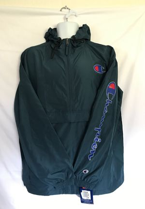 Champion men's windbreaker XL for Sale in Pompano Beach, FL