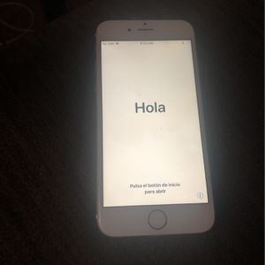 Activation locked iPhone 6s 128 GB for Sale in Montclair, NJ
