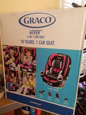 NEW Graco 4 in 1 car seat for Sale in Monroe, NC