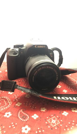Canon Rebel T5i for Sale in CORP CHRISTI, TX