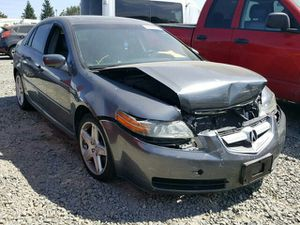 Parting out 2006 Acura TL. OEM Parts for 2004 2005 2007 2008 Grey for Sale in West Sacramento, CA