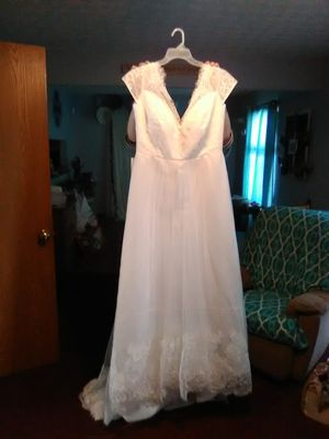 New wedding dress for Sale in Galloway, OH