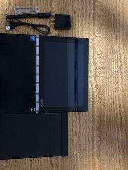"Lenovo Yoga Book - FHD 10.1"" Windows Tablet - 2 in 1 Tablet (Intel Atom x5-Z8550 Processor, 4GB RAM, 64GB SSD), Black, ZA150000US for Sale in Portland,  OR"