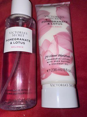 Victoria's Secret Fragrance Mist & Lotion for Sale in Moore, OK