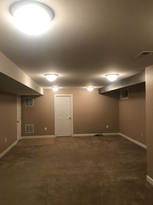 walk out basement in the Woodbridge area,My Basement has two bedrooms for Sale in Woodbridge, VA