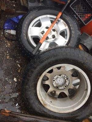 5 lug Toyota Rims 18'm for Sale in Denver, CO