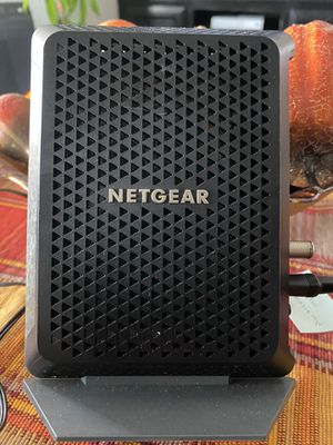 Netgear CM700 High Speed DOCSIS 30 Cable Modem for Sale in Bakersfield, CA