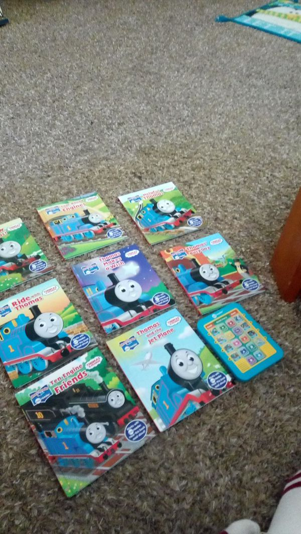 Thomas and friends book