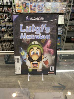 GameCube Luigis Mansion for Sale in Torrance, CA