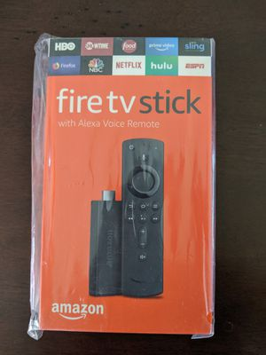 New Amazon Fire TV Stick for Sale in Sugar Land, TX