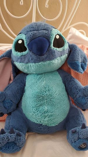 Stitch plush stuffed animal for Sale in Westminster, CA
