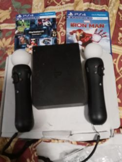 Playstation 4 VR With 1game And 1 Demo Game for Sale in San Diego,  CA