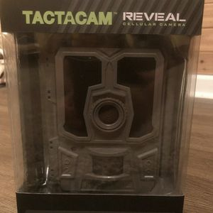 Tactacam REVEAL cellular Trail Camera. BRAND NEW! Deer Hunting Whitetail for Sale in Hampton, VA