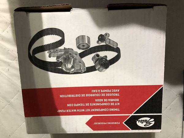 Hyundai/KIA 2.7 V6 Brand New waterpump/timing belt and plugs