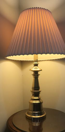 Table lamps - a pair for Sale in Gaithersburg,  MD