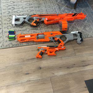 Nerf Guns Elite Set for Sale in Pasadena, CA