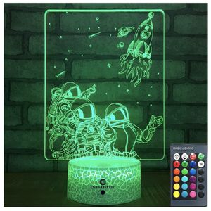 Brand New! Space Toys Space Lights with Remote & Touch 7 Colors+16 Colors Dimmable Space Decor Space Gifts for Men Kids 1 2 3 4 5 6 Year Old Boys Gift for Sale in Doral, FL