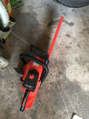 Brandnew echo chainsaw for Sale in Kyle, TX