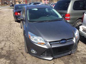 2012 Ford Focus hatchback for Sale in Cleveland, OH