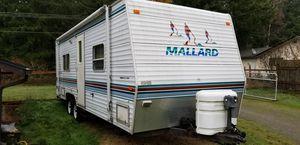 2000 24' Fleetwood Mallard Camper Camping Trailer for Sale in Tacoma, WA
