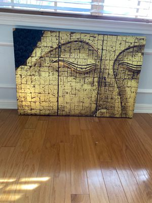 Buddha painting for Sale in Houston, TX