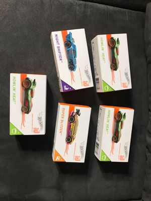 5 hotwheels ID for $10 for Sale in Paramount, CA