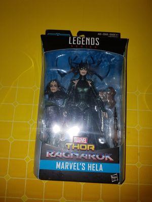Hela marvel legends for Sale in Miami, FL