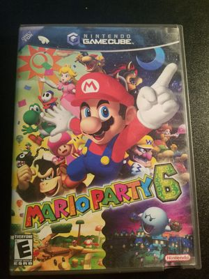 Mario Party 6 Gamecube for Sale in Houston, TX