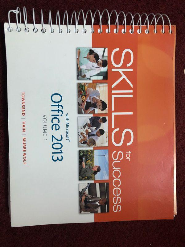 Microsoft Office 2013 (Pearson)